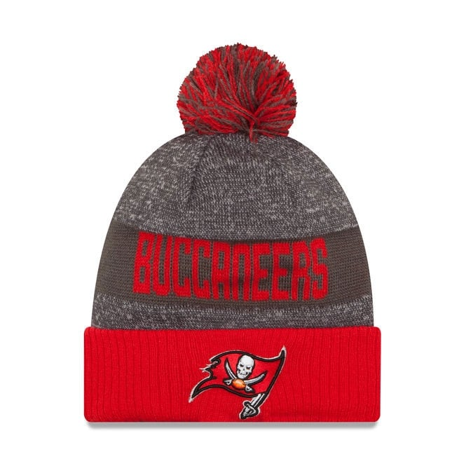 New Era NFL Tampa Bay Buccanneers 2016 Sideline Official Sport Knit