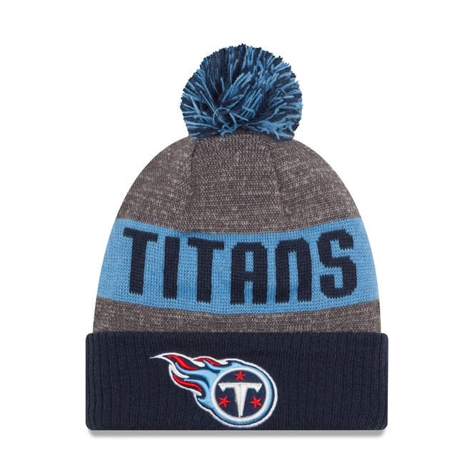New Era NFL Tennessee Titans 2016 Sideline Official Sport Knit