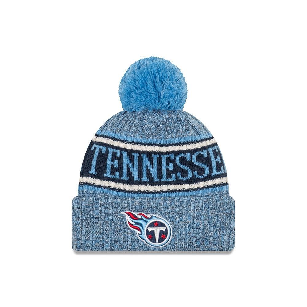 31a9db6f9e82f7 New Era NFL Tennessee Titans 2018 Sideline Reverse Sport Knit ...