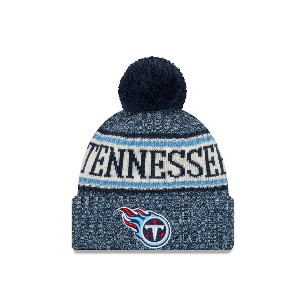 9478951e74a New Era NFL Tennessee Titans 2018 Sideline Sport Knit - Knits from ...