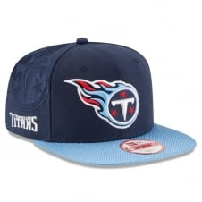 NFL Tennessee Titans 9Fifty Sideline Snapback Cap