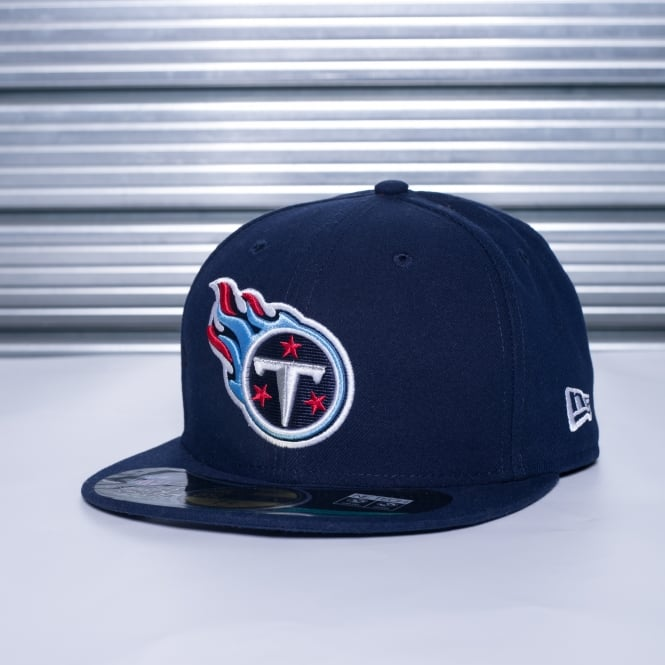 New Era NFL Tennessee Titans On Field 59Fifty Cap