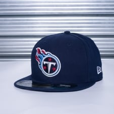 NFL Tennessee Titans On Field 59Fifty Cap