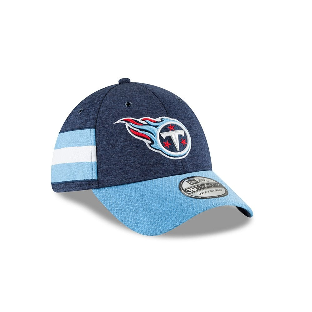 b592a6aec ... aliexpress nfl tennessee titans sideline 2018 39thirty cap 4641a 27094