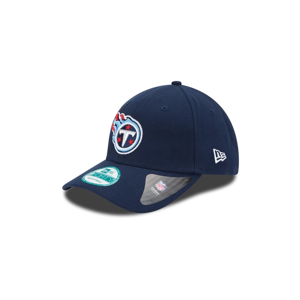 New Era NFL Tennessee Titans The League 9Forty Adjustable Cap 3998f507690