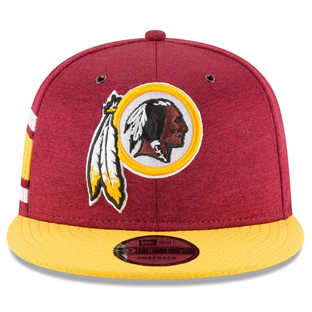 2b0ebd9a NFL Washington Redskins 2018 Sideline 9Fifty Snapback