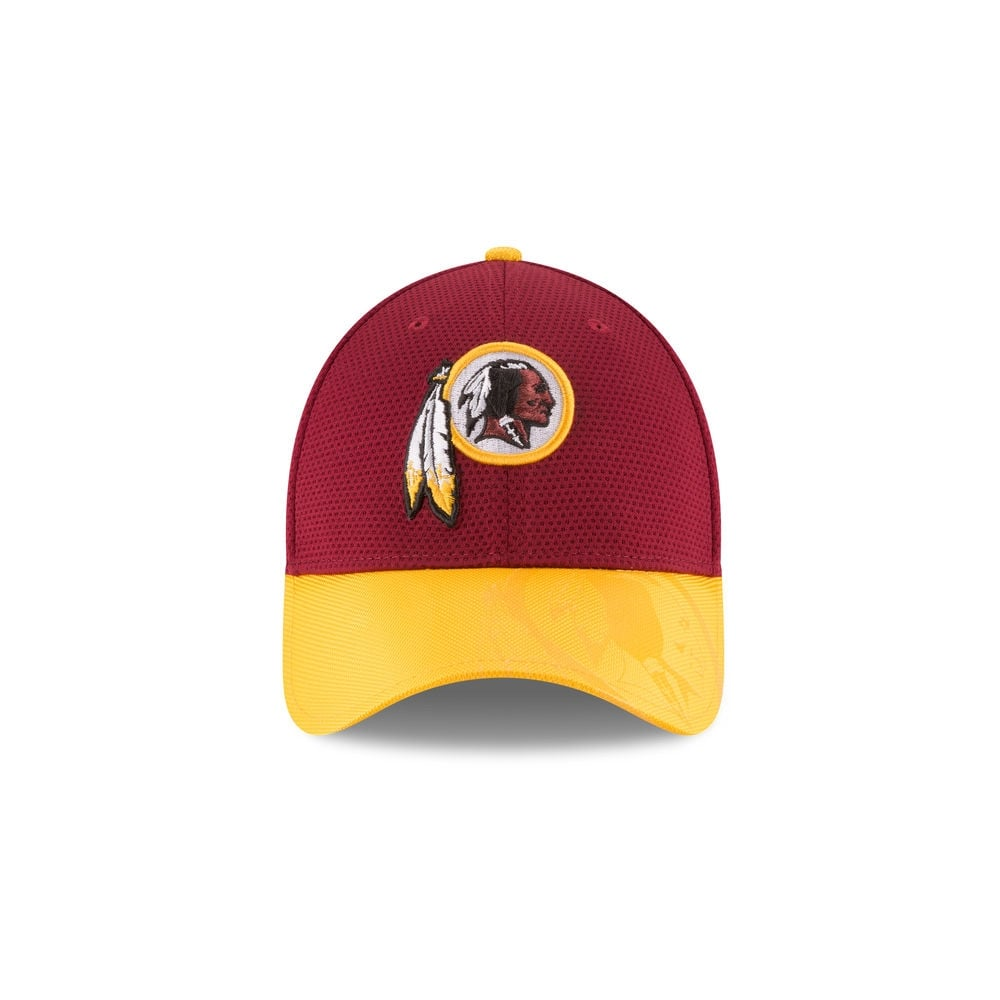 9b77f4349 New Era NFL Washington Redskins 39Thirty Sideline Cap - Teams from ...