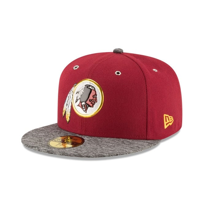 New Era NFL Washington Redskins 59Fifty 2016 Draft Collection Cap