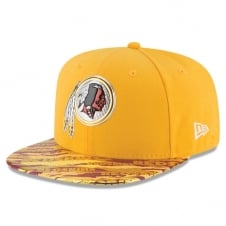 NFL Washington Redskins 9Fifty Colour Rush On Field Original Fit Snapback Cap