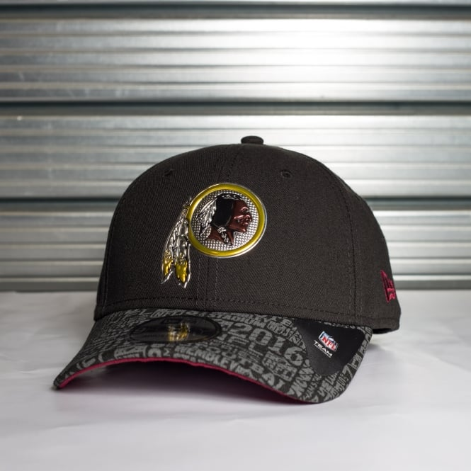 New Era NFL Washington Redskins Liquid Logo 2016 ISG 9Forty Adjustable Cap