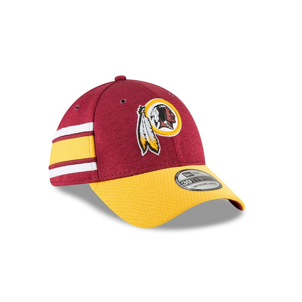 low priced ecf41 51bfd NFL Washington Redskins Sideline 2018 39Thirty Cap