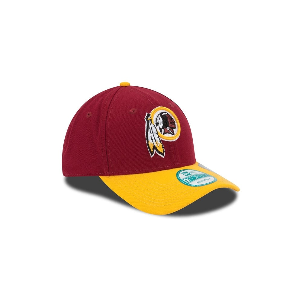 New Era NFL Washington Redskins The League 9Forty Adjustable Cap ... 8b098ea89