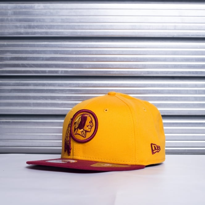 New Era NFL Washington Redskins Two Colour Snapback Cap