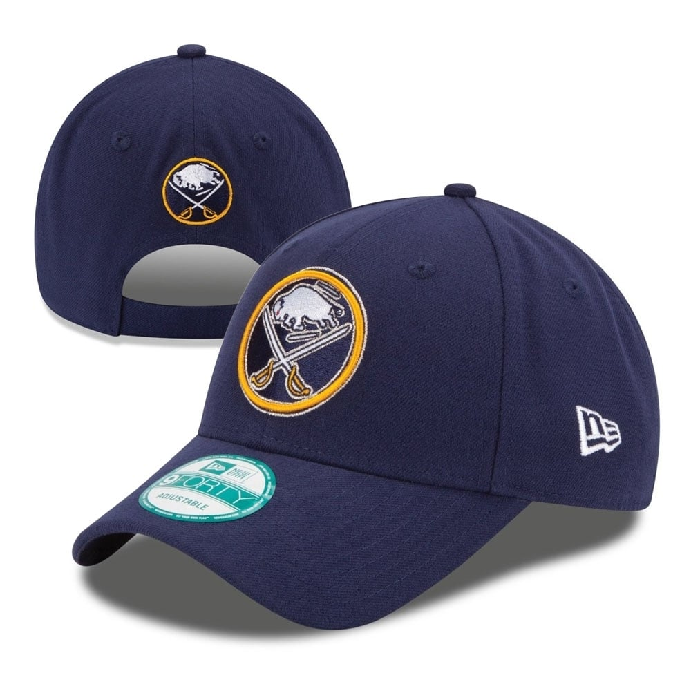 New Era NHL Buffalo Sabres The League 9Forty Adjustable Cap - Teams ... e9c461f1a44b
