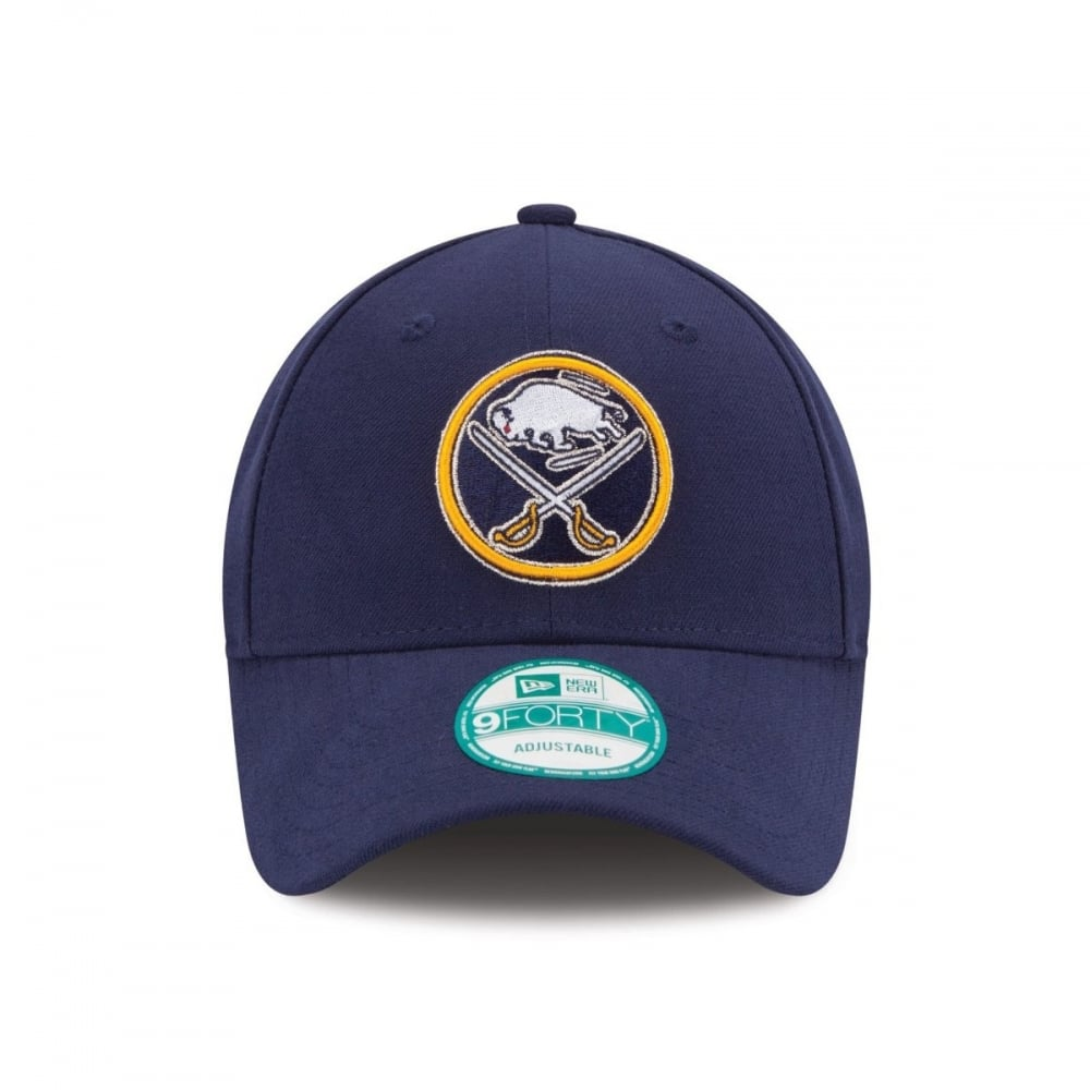 New Era NHL Buffalo Sabres The League 9Forty Adjustable Cap - Teams ... 84da0aad424