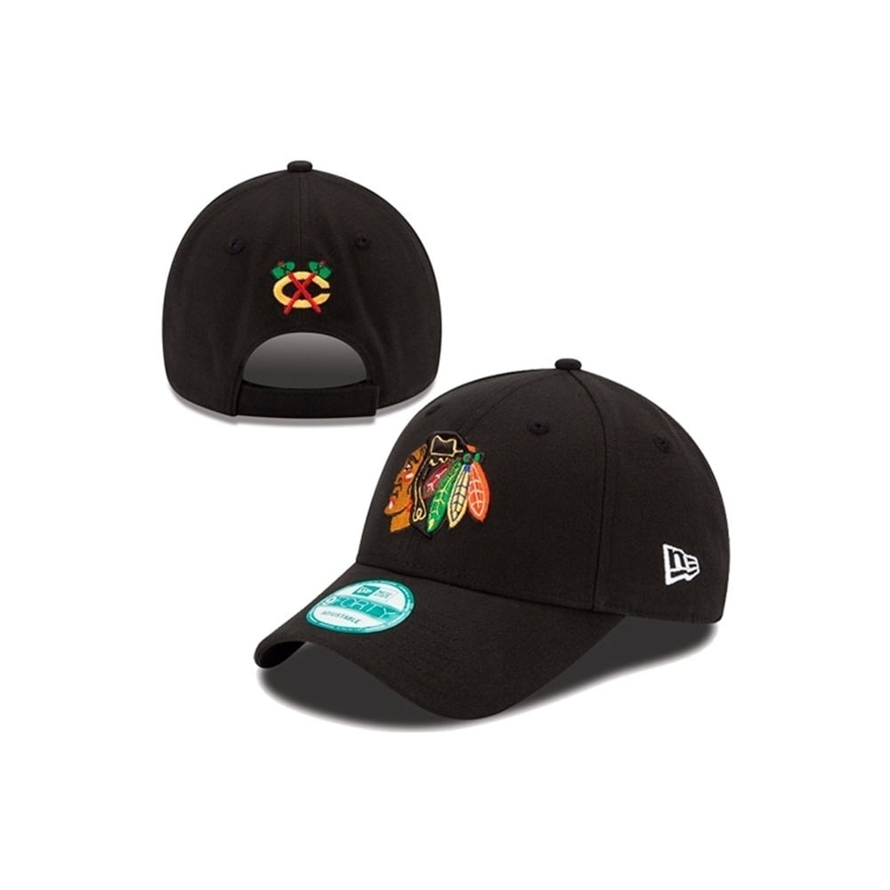 New Era NHL Chicago Blackhawks The League 9Forty Adjustable Cap ... 33ac45c0808