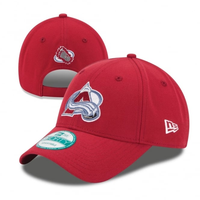 New Era NHL Colorado Avalanche The League 9Forty Adjustable Cap