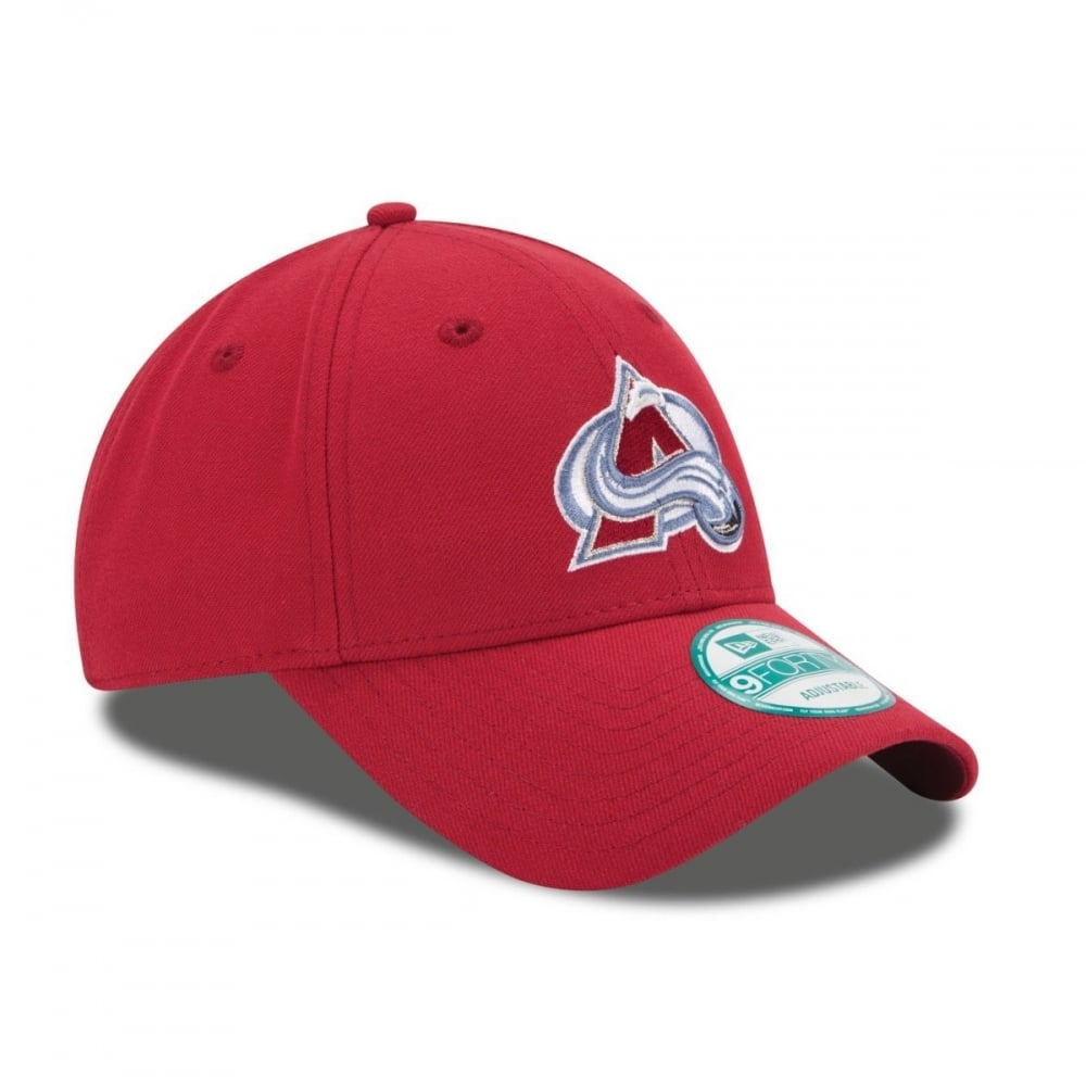 New Era NHL Colorado Avalanche The League 9Forty Adjustable Cap ... 2c3305bf5bab