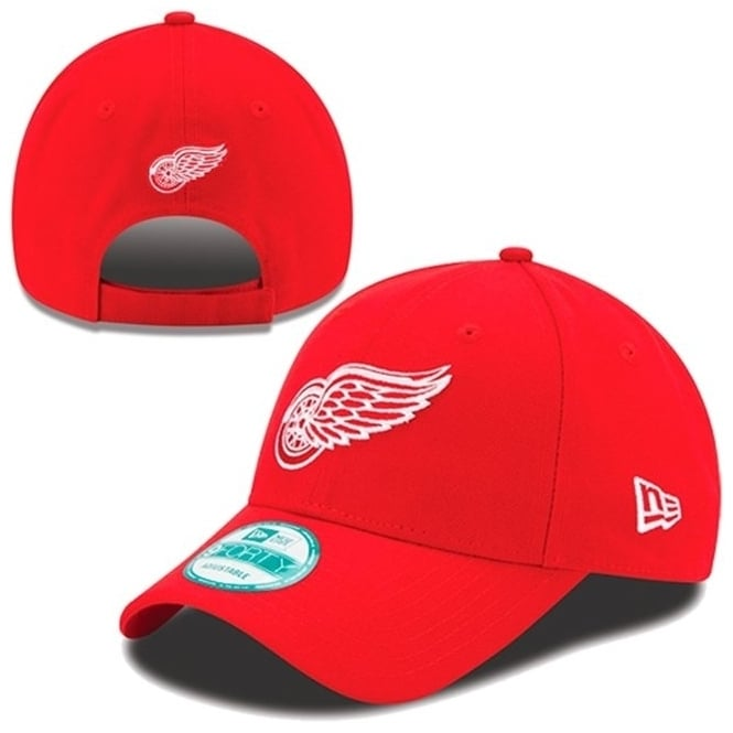 New Era NHL Detroit Red Wings The League 9Forty Adjustable Cap