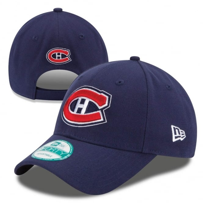 New Era NHL Montreal Canadiens The League 9Forty Adjustable Cap