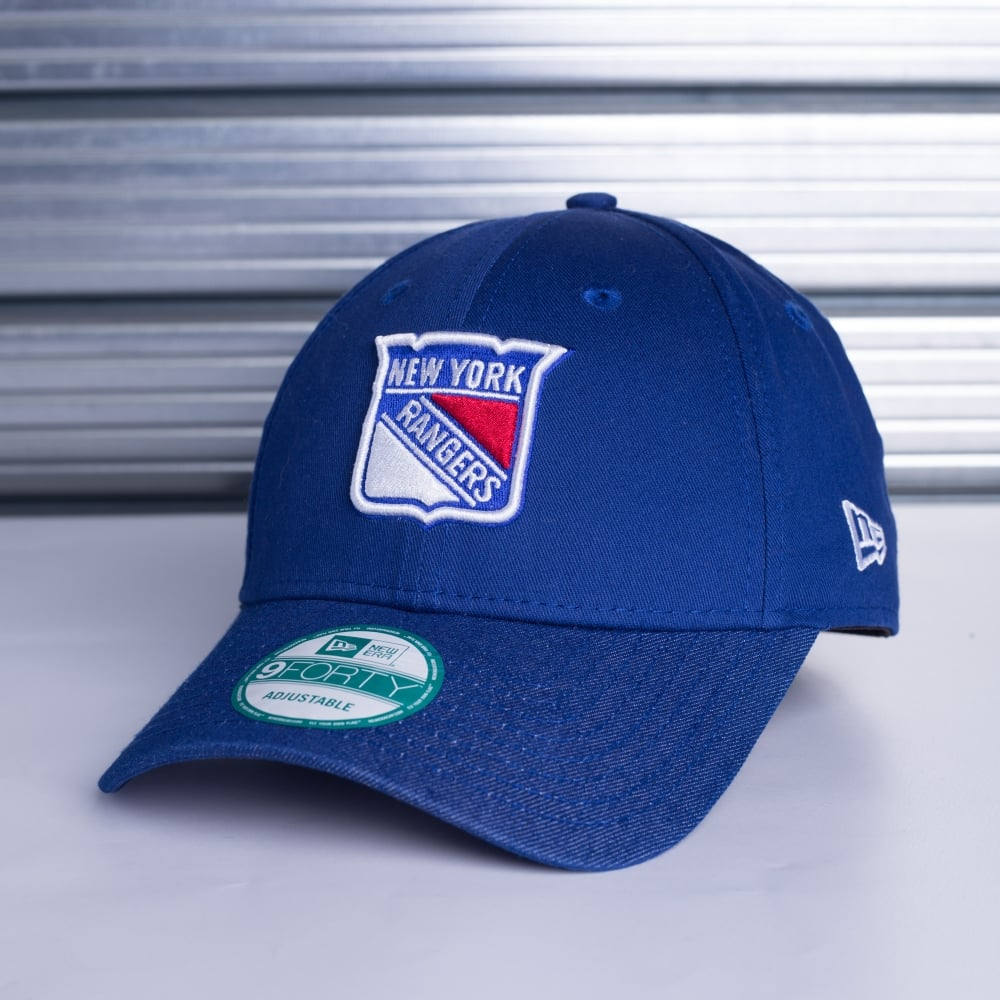 44f8311e9ad New Era NHL New York Rangers 9Forty Vize Adjustable Cap - Teams from ...