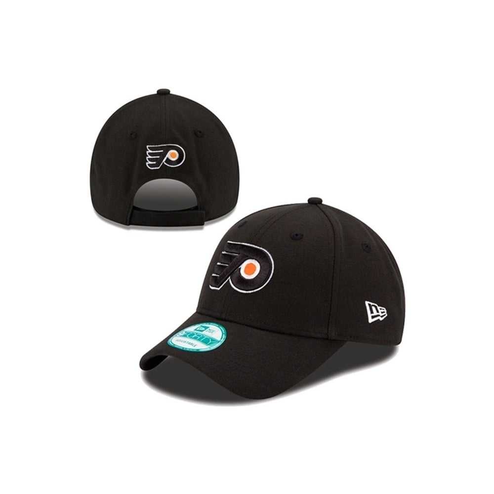 38ec6be2f99 New Era NHL Philadelphia Flyers The League 9Forty Adjustable Cap ...
