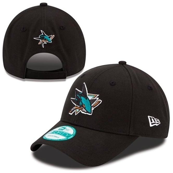 New Era NHL San Jose Sharks The League 9Forty Adjustable Cap