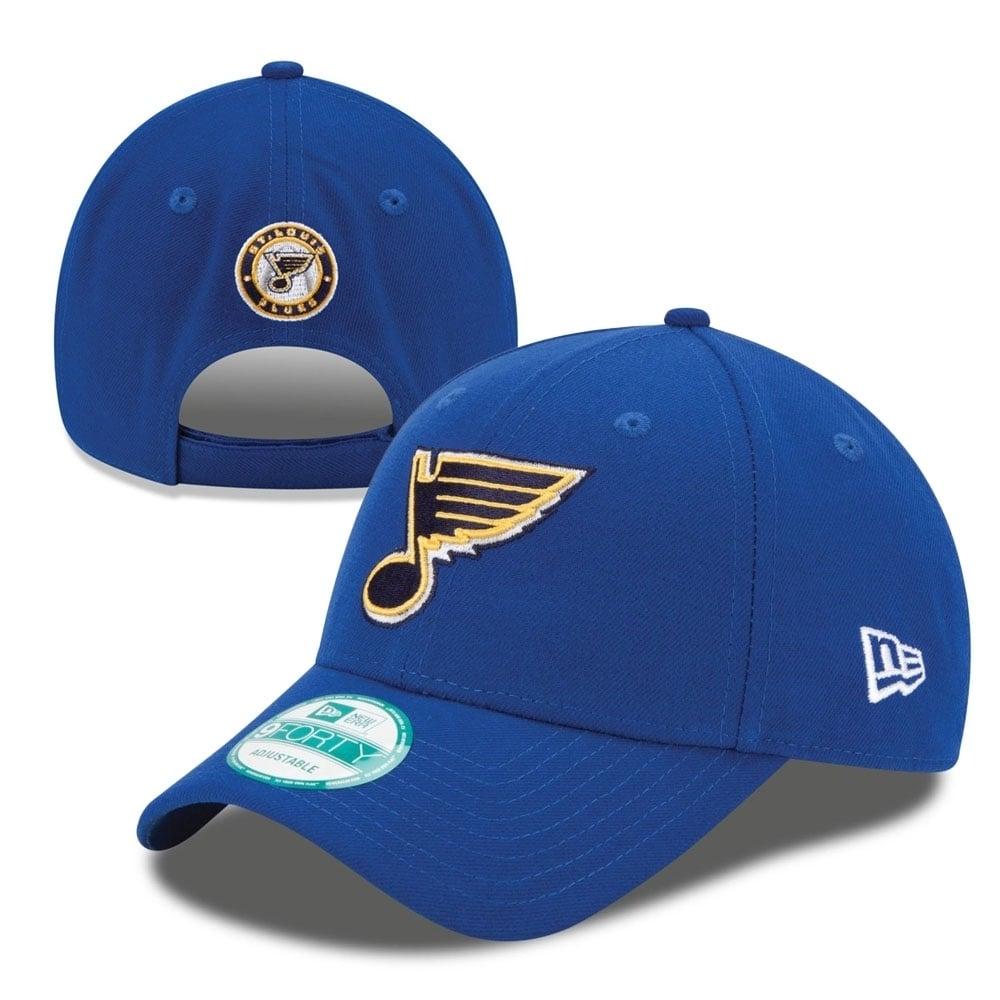 pretty nice 521d6 44b06 ... new zealand nhl st. louis blues the league 9forty adjustable cap 3c679  d6dea