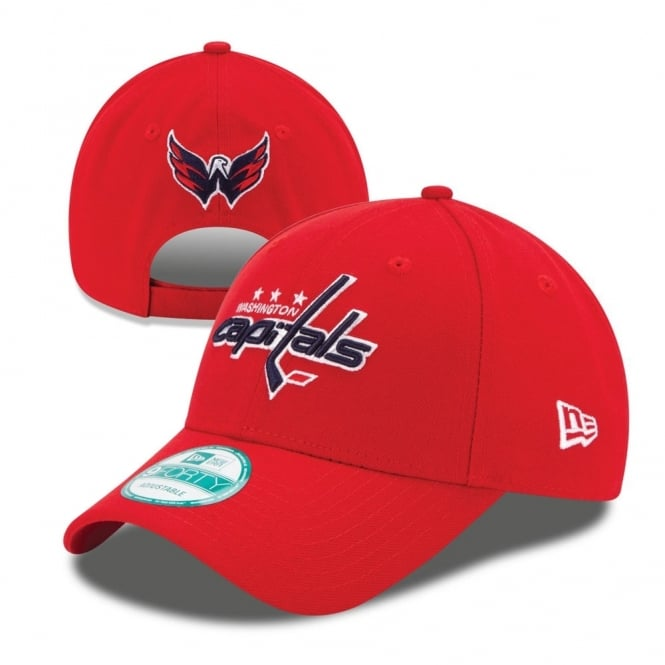 New Era NHL Washington Capitals The League 9Forty Adjustable Cap