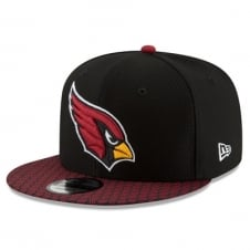 NFL Arizona Cardinals 2017 Sideline 9Fifty Snapback