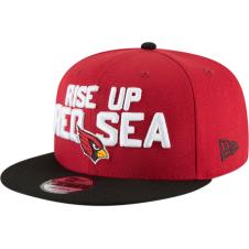 NFL Arizona Cardinals 2018 Draft Spotlight 9Fifty Snapback Cap · New Era ... a45dbe698