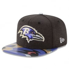 NFL Baltimore Ravens 2017 Draft 9Fifty Snapback Cap