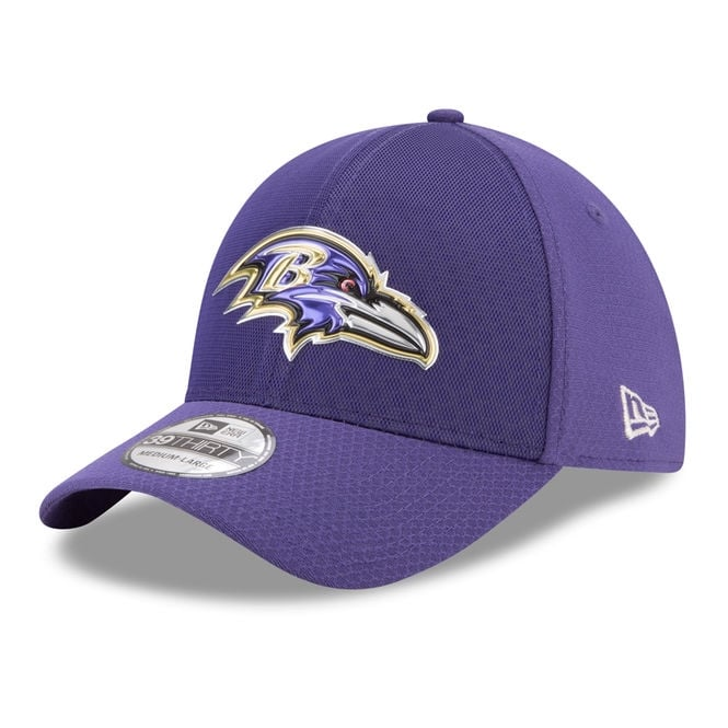 New Era NFL Baltimore Ravens 39Thirty 2017 Color Rush Cap