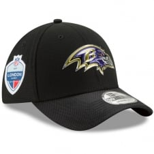 NFL Baltimore Ravens BOB London Games 2017 39Thirty Cap