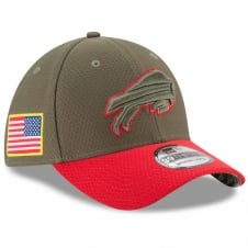 NFL Buffalo Bills 2017 Salute to Service 39Thirty Cap