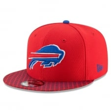 NFL Buffalo Bills 2017 Sideline 9Fifty Snapback