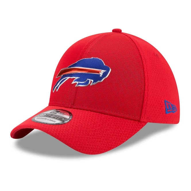 New Era NFL Buffalo Bills 39Thirty 2017 Color Rush Cap