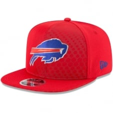 NFL Buffalo Bills 9Fifty 2017 Color Rush Original Fit Snapback Cap