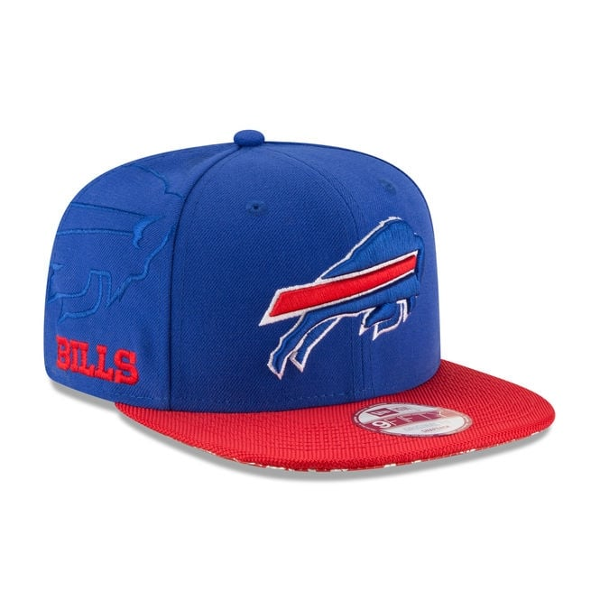 New Era NFL Buffalo Bills 9Fifty Sideline Snapback Cap