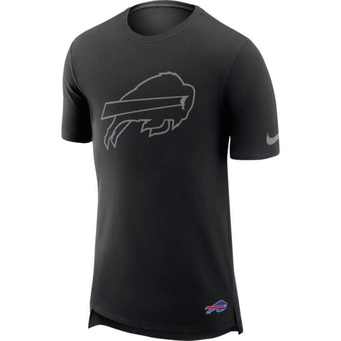 Nike NFL Buffalo Bills Enzyme Droptail Logo T-Shirt