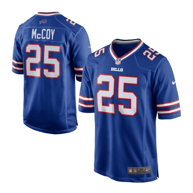 Nike NFL Buffalo Bills Home Game Jersey - LeSean McCoy