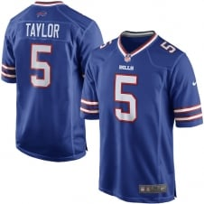 NFL Buffalo Bills Home Game Jersey - Tyrod Taylor