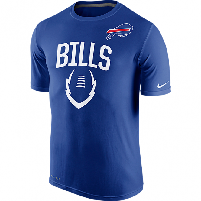 Nike NFL Buffalo Bills Legend Icon Dri-Fit T-Shirt