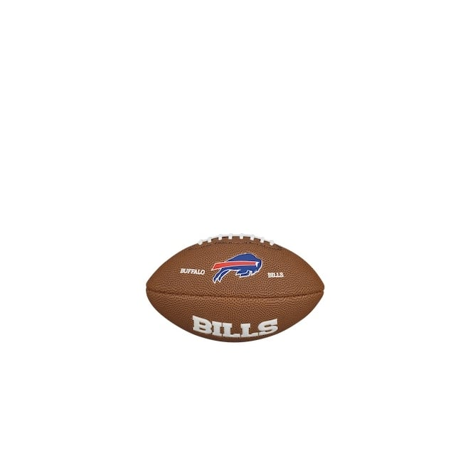 Wilson NFL Buffalo Bills Mini Soft Touch Football