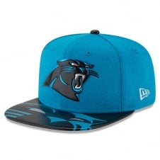NFL Carolina Panthers 2017 Draft 9Fifty Snapback Cap