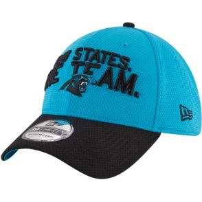 105ab8c6d New Era NFL Carolina Panthers 2019 Draft 9Forty Adjustable Cap ...