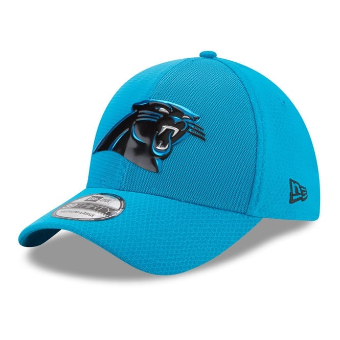 New Era NFL Carolina Panthers 39Thirty 2017 Color Rush Cap
