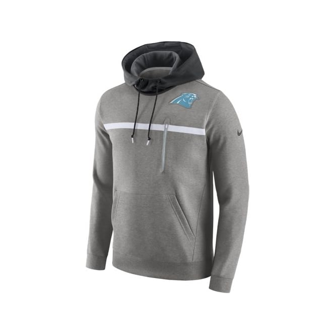 Nike NFL Carolina Panthers Champ Drive Pullover Hood