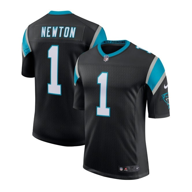 Nike NFL Carolina Panthers Classic Limited Edition Jersey - Cam Newton