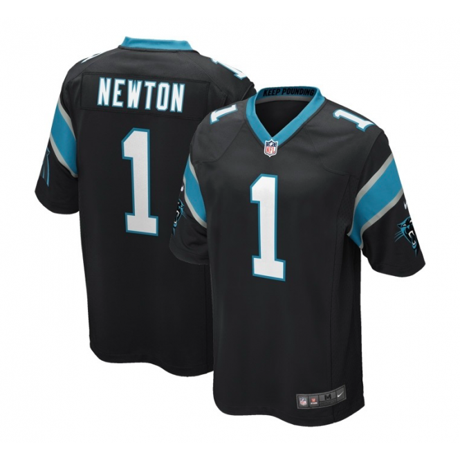 NFL Carolina Panthers Home Game Jersey - Cam Newton